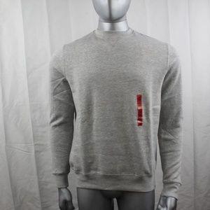 Men Sweatshirts Grey Color Sweatshirs